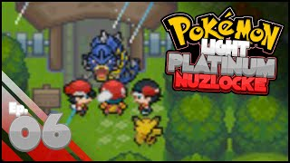 Pokemon Light Platinum Nuzlocke Challenge | Part 6
