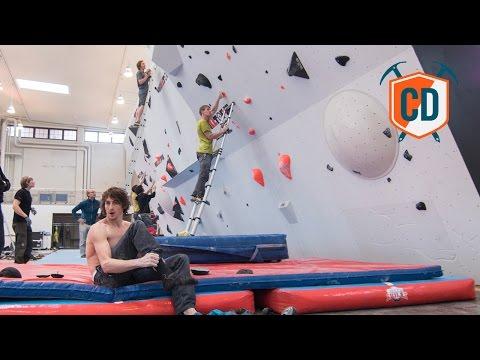 Jimmy Webb, Nalle Hukkataival and Daniel Woods At Sisu Masters | Climbing Daily, Ep. 688