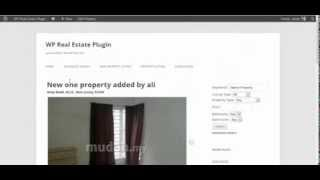 how to build a real estate or property listing website in 10 minutes
