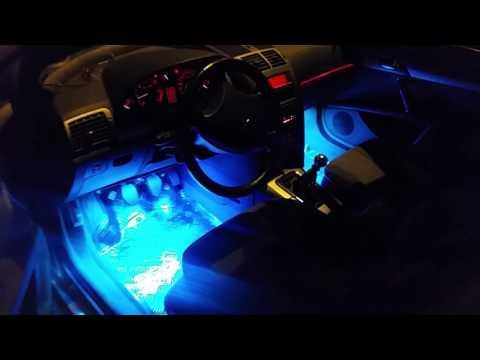 Peugeot 407 tuning led