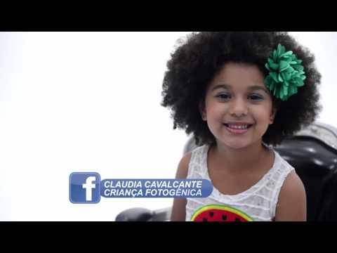 Comercial - Concurso Criança mais Fotogênica 2014 by Claudia Cavalcante