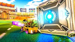 THE BEST NEW GAME MODE! (Rocket League)