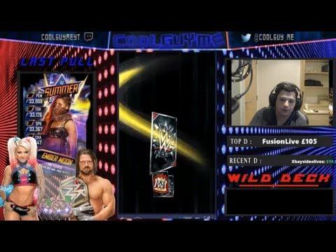 50K CREDIT PACK OPENING!! + 100K BP PACK OPENING!!  |  WWE Supercard #1 (Season 5)