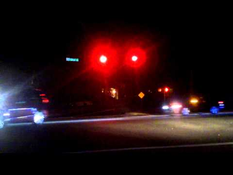 Traffic Signal Bicycle Detection Test Year 2012 - Huntersville & Charlotte NC