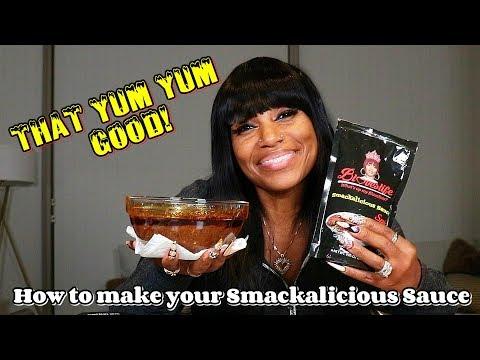 How To Make Blove's Smackalicious Sauce (Amazon #1 Seller)