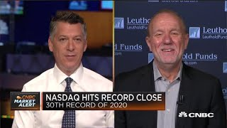 Four powerful forces could continue to drive markets higher: Leuthold's Paulsen
