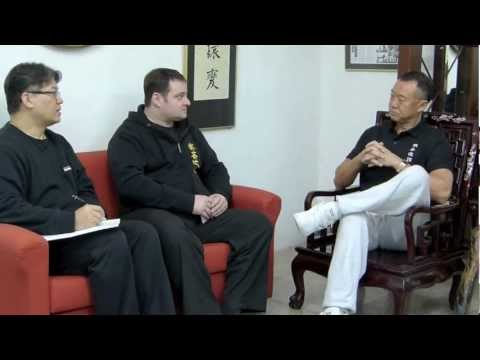 An interview with Wing Chun GM Stephen T.K. Chan. Part 1 of 3.