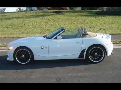 Bmw Z4 Custom >> My Bmw Z4 Youtube