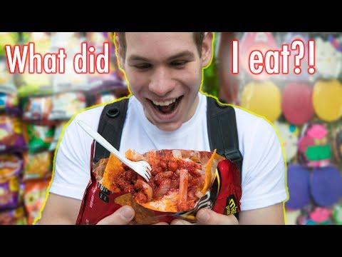 MEXICAN STREET FOOD - The Craziest and Most Popular!