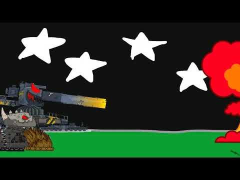 Demon Ratte & Gustav & 3 Waffentrager vs KV-44