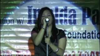 "Jessica Arcilla singing ""Offering of Love"" [Live]"