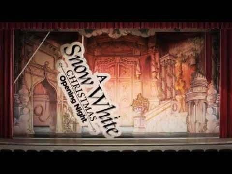 A Snow White Christmas: Opening Night- Ticket Please