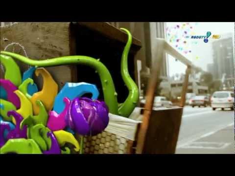 Vinheta interprogramas Primavera da RedeTV