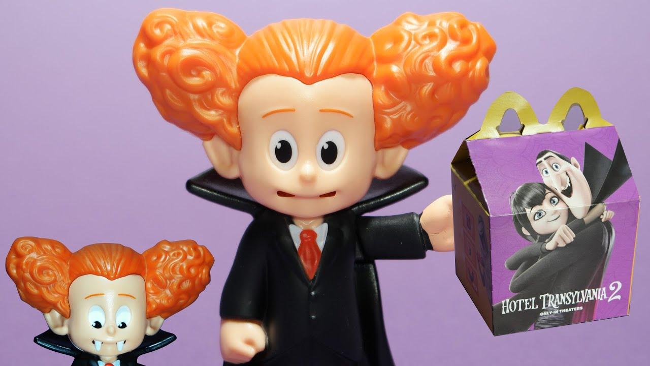 Super 2015 Hotel Transylvania 2 McDonald's Happy Meal Toys - Character  UQ97