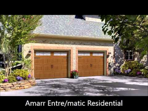Overhead Amarr Entrematic Residential
