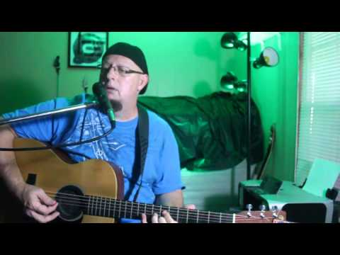 Drift Away Dobie Gray Acoustic Cover Performed by Ronnie Hopkins