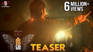 Ravi Teja's Disco Raja Telugu Movie Teaser 2020