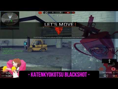 [_KatenKyokotsu @Blackshot ] Clan War : _Psych0Path_ Vs Jukes