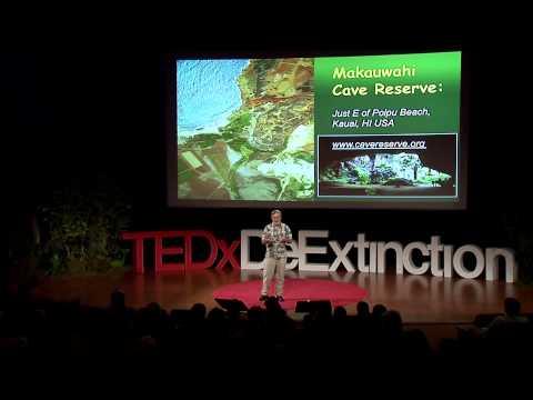 Rewilding, Ecological Surrogacy, and Now... De-extinction?: David Burney at TEDxDeExtinction