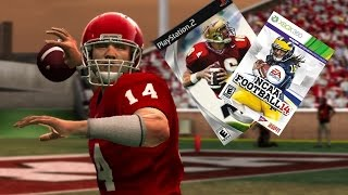 WAS THE BEST PLAYER IN NCAA FOOTBALL THE #1 PICK IN THE DRAFT? NCAA FOOTBALL 2002 -14