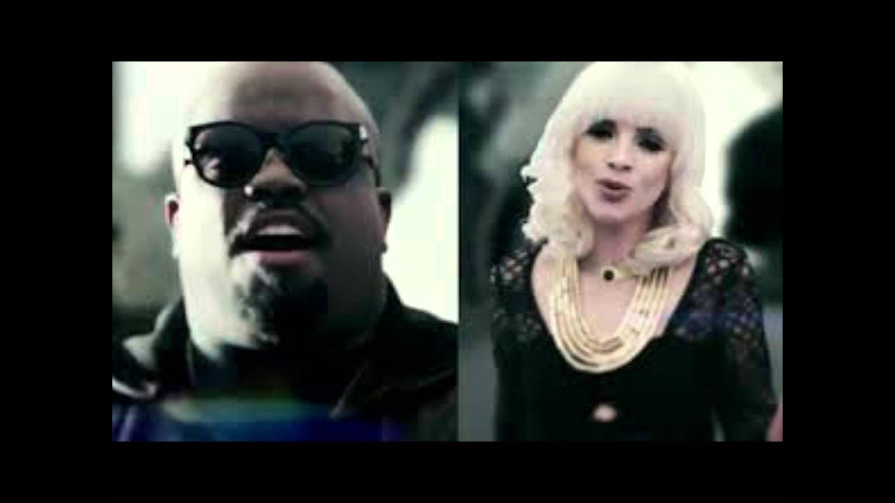Cee Lo Green - Only You ft Lauriana Mae (Lyrics) - YouTube
