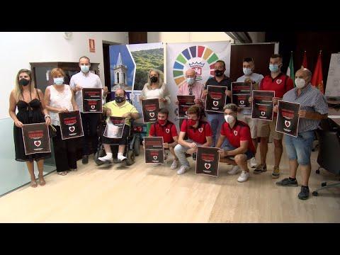 Cartaya Tv | La AD Cartaya apela a la figura de Pedro Jurado en la campaña de abonados
