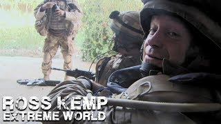 Ross & The Delta Company Soldiers Reach a Compound | Ross Kemp Extreme World