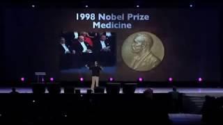 Forever Argi+ and Dr Ferid Murad the Nobel Prize Winner