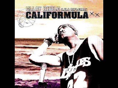 Ellay Khule a.k.a. Rifleman - Fading Rhythms feat. 2 Mex