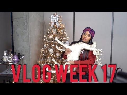 Download Youtube: Vlog Week 17: Vlogmas 2017 Intro & Morning Workouts | MakeupShayla