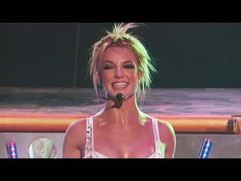 Britney Spears  Born To Make You Happy  from Dream Within a Dream Tour  from Las Vegas HD