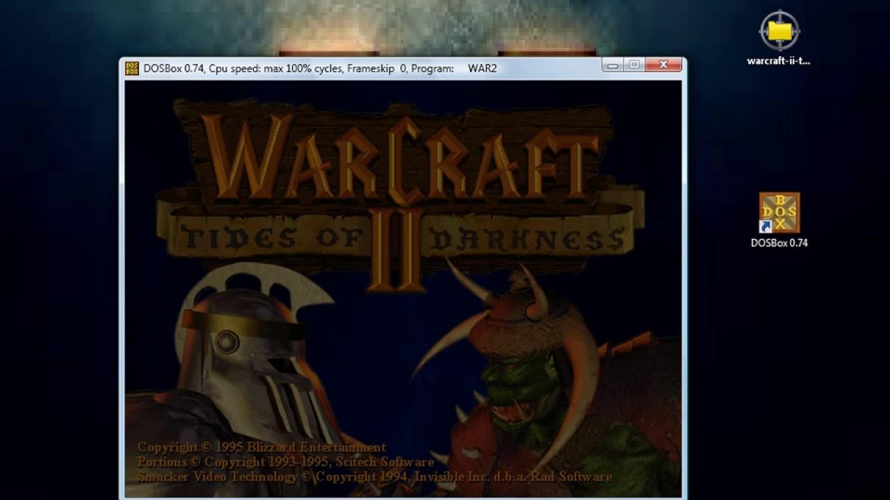 warcraft ii battle.net no cd crack