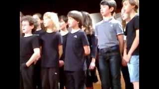 Vois sur ton chemin   Bruno Coulais......Progetto Un coro in ogni scuola......