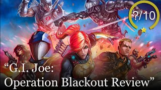 G.I. Joe: Operation Blackout Review [PS4, Switch, Xbox One, & PC] (Video Game Video Review)