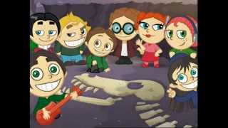 веселый класс мультфильм для детей и взрослых