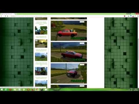 Как установить моды на Farming Simulator 2015
