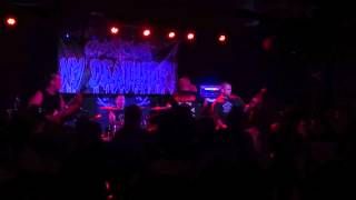 Internal Bleeding - Ruthless Inhumanity [Live @ Saint Vitus Bar, NY - 07/27/2014]