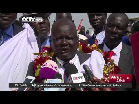 South Sudan: Splinter rebel group meets with government in Juba