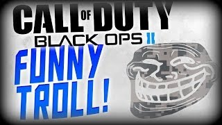 CALL OF DUTY: BLACK OPS 2 - NO PUEDES PASAR #2 [Al-Smoove & Cobra_encorada TROLL]