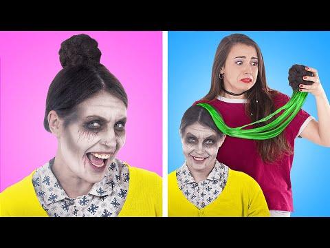 Что делать, если твоя бабушка – зомби? 12 пранков для зомби!