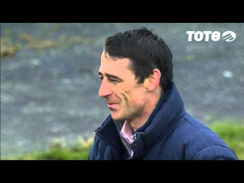 Davy Russell tote interview