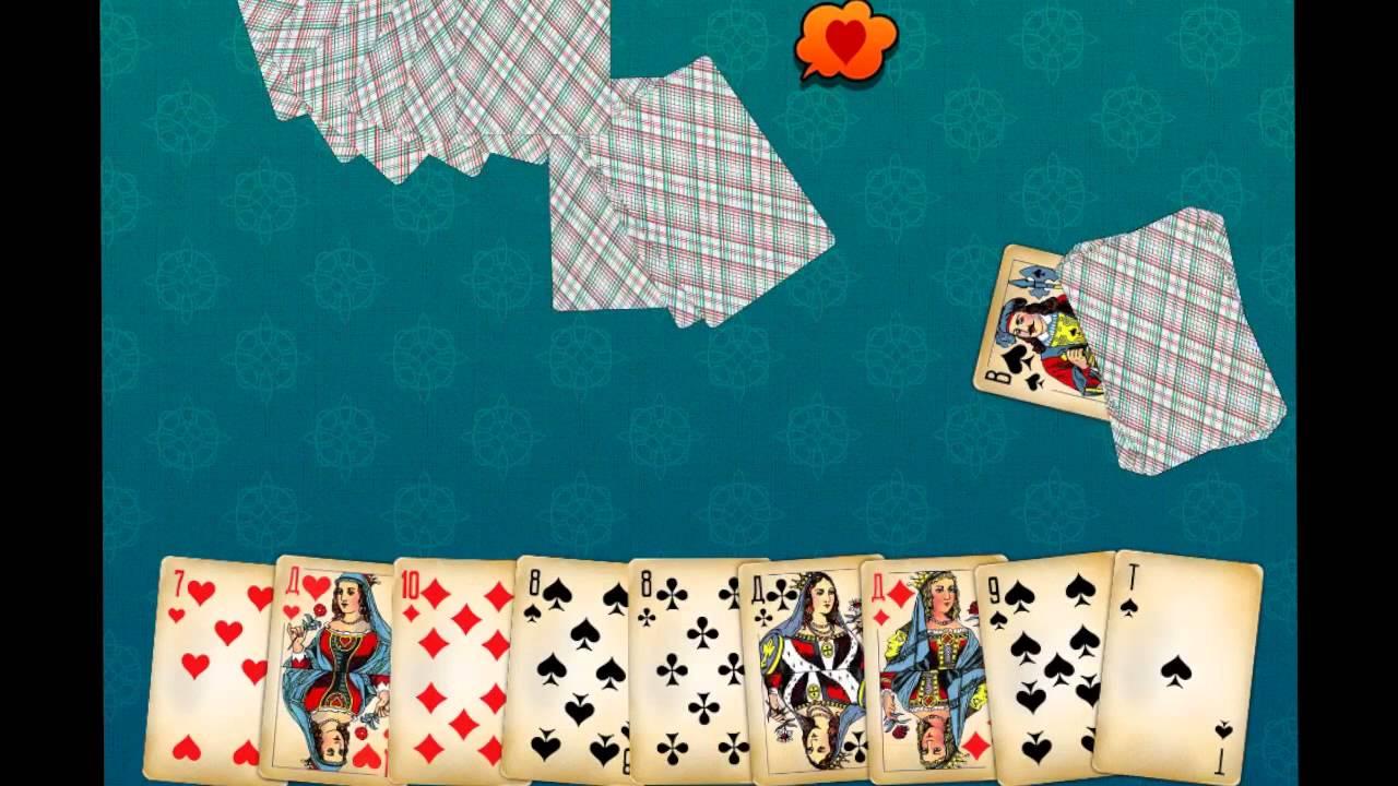 клаббер карточная игра правила