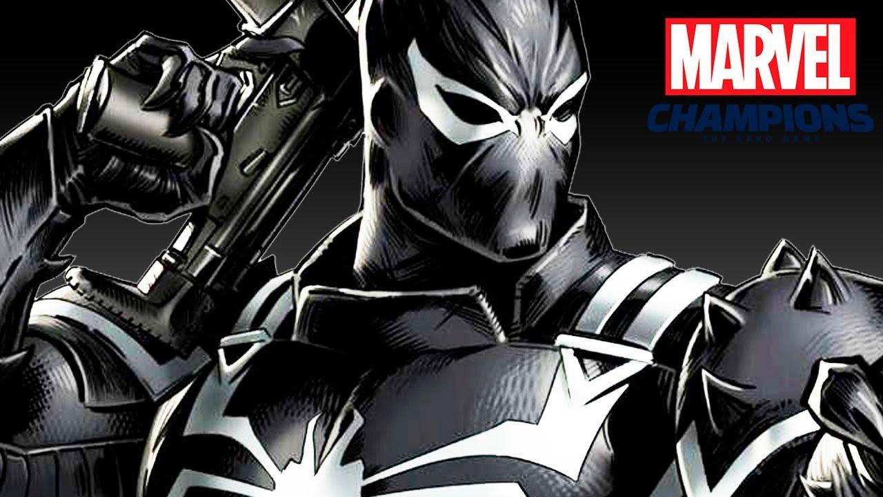 MARVEL CHAMPIONS | Probando a Venom!