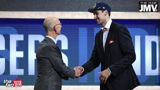 Bob Kravitz Is Confused By Pacers Draft Pick