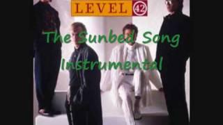 Level 42 - Sunbed Song - Instrumental