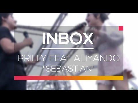 Prilly ft Aliando - Sebastian (Live on Inbox)