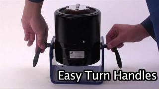 Modal Vibration Shaker Demo - 75 lbf / 334N