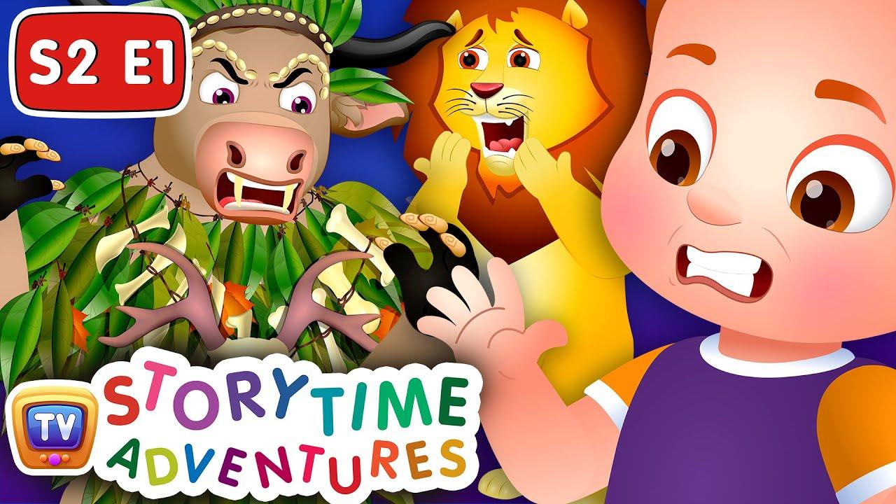 The Clever Ox - Storytime Adventures Season 2 Ep. 1 - ChuChu TV