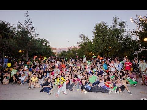 Organic Jugglers | 9º Encuentro Plaza Ñuñoa