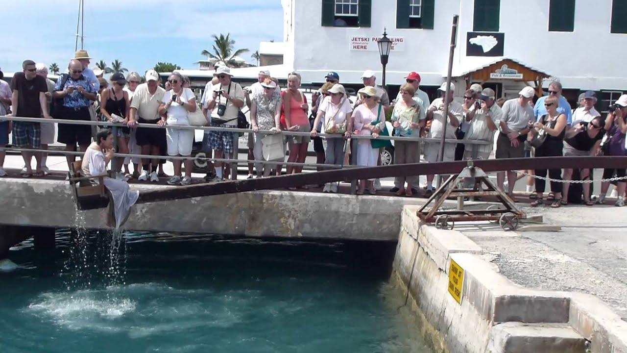 Download Ducking stool in Bermuda